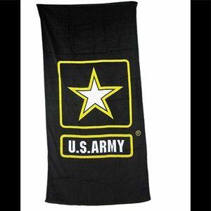 "Other - 🇺🇸U.S. Army Flag Cotton Beach Towel 30"" X 60"""